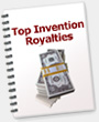 Top invention patent royalties eReport cover image 1
